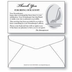 hotel and motel envelopes sheppard envelope