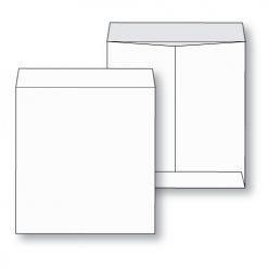 paper flat jumbo white kraft envelope