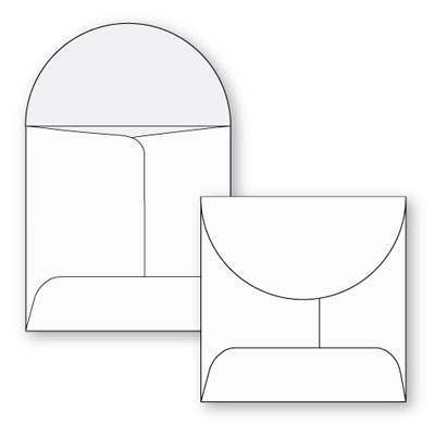Small, Square, and Coin Envelopes