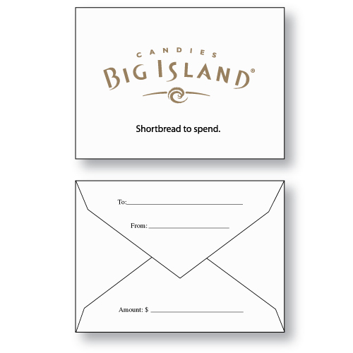 Custom Printed and Plain Gift Card Envelopes