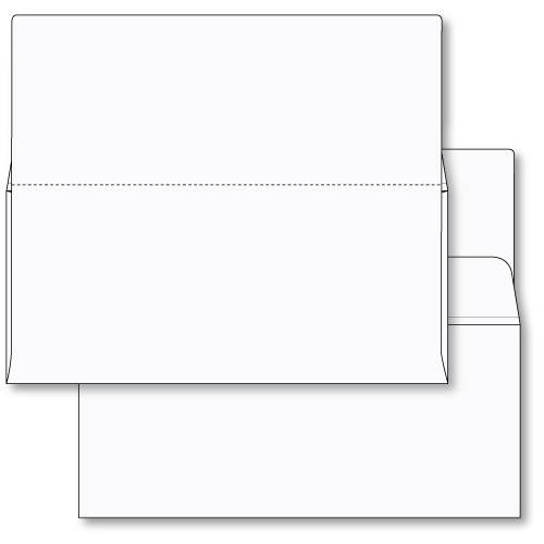 #9 Bangtail Envelopes Unprinted