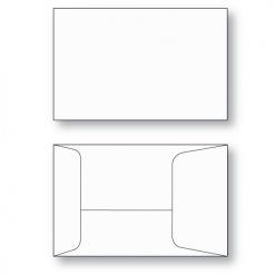 Gift Card envelope Style E unprinted