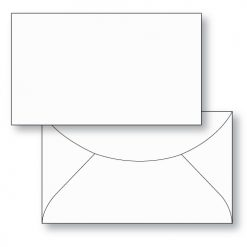 Gift Card envelope Style F unprinted