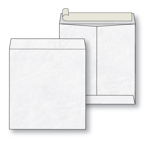 jumbo tyvek flat envelope with peel n seal