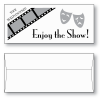 "TICKET ENVELOPE Style A (3"" x 7"") TicketMaster®"