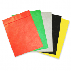 Tyvek Colors Flat Envelopes with Peel n Seal